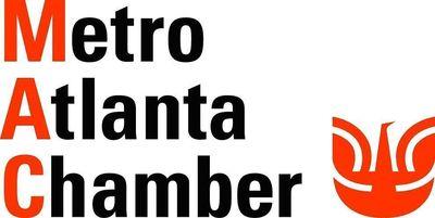 Metro Atlanta Chamber logo (PRNewsFoto/INFOSYS)