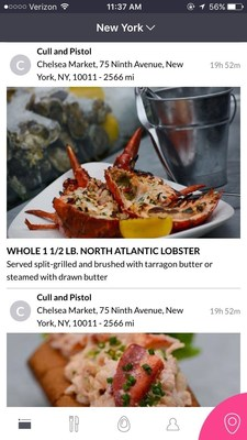 New And Improved Pearl App Expands; Adds Seafood To The Menu