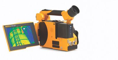 Fluke представила модели профессиональных тепловизоров Fluke TiX 640, Fluke TiX 660,  Fluke TiX 1000