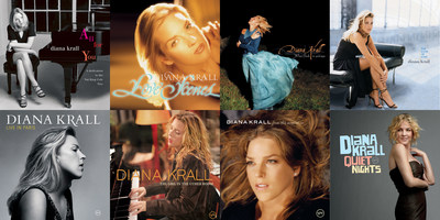 As part of Verve Records' ongoing 60th anniversary celebration, Verve/UMe is proud to announce the July 15 release of eight essential Diana Krall albums in 180-gram, 2-LP vinyl reissues. The renowned pianist and vocalist has called Verve home for the vast majority of her illustrious career, and these new versions of her recordings originally released between 1996 and 2009 showcase many of her finest moments in lustrous vinyl format.