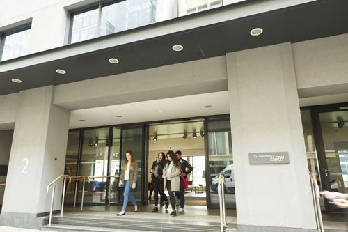 The University of Law ranked 1st in UK for student satisfaction