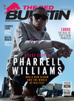 """Pharrell Williams reveals inspiration behind new album """"G I R L"""" in exclusive interview featured in April issue of The Red Bulletin.  (PRNewsFoto/Red Bull Media House)"""