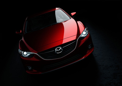 All-New 2014 Mazda6 (Russian Spec).  (PRNewsFoto/Mazda North American Operations)