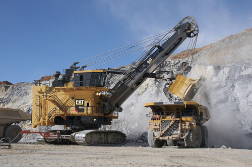 Caterpillar Completes Acquisition of Bucyrus, Creating Mining