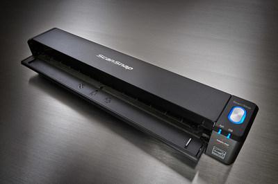 ScanSnap iX100. (PRNewsFoto/Fujitsu Computer Products of...)