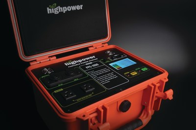 Highpower brand portable power station