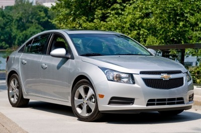 See the 2013 Chevy Cruze in Tulsa, OK at Jim Norton Chevrolet.  (PRNewsFoto/Jim Norton Chevrolet)