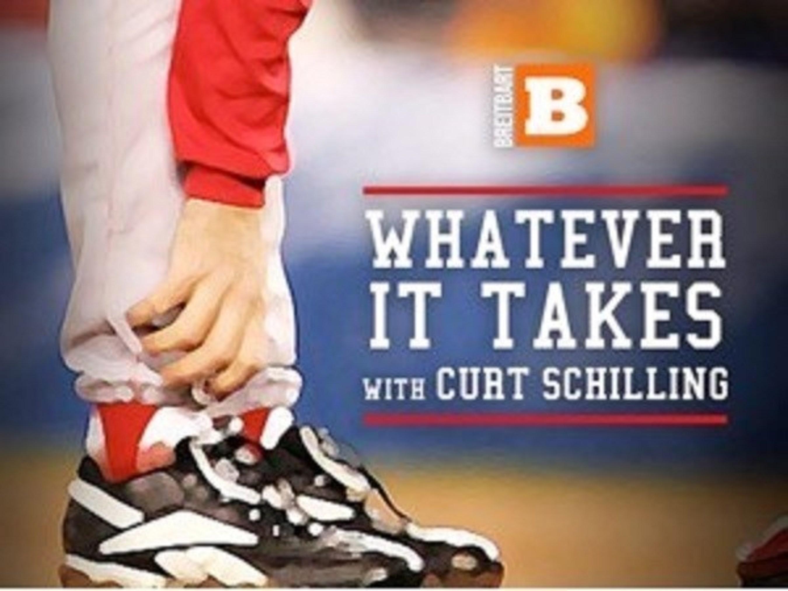 Major League Baseball Superstar Curt Schilling Joins Breitbart News Network