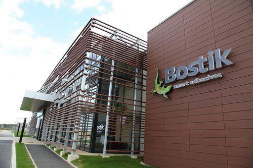 Bostik Smart Technology Centre, Venette, France (PRNewsFoto/Bostik)