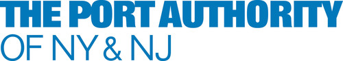 The Port Authority of New York and New Jersey logo.  (PRNewsFoto/Delta Air Lines)