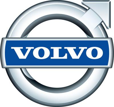 Volvo iron mark.