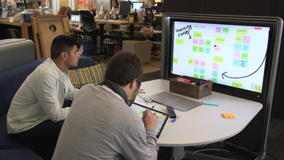 Remote design and collaboration software, MURAL, secured a relationship with IBM after completing IDEO's Startup in Residence program.