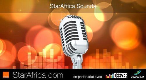 StarAfrica Sounds Logo (PRNewsFoto/StarAfrica)