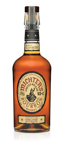 Michter's releases new US*1 Toasted Barrel Finish Bourbon (PRNewsFoto/Michter's Distillery)
