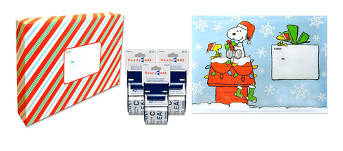 Wrap Your Holidays in ReadyPost.  (PRNewsFoto/U.S. Postal Service)