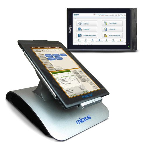 MICROS introduces revolutionary mStation and mTablet.  (PRNewsFoto/MICROS Systems, Inc.)