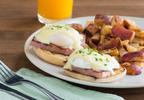 Eggs Benedict is one of the classic dishes available on Mimi's Cafe's Heritage Menu   (PRNewsFoto/Mimi's Cafe)