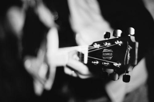 Bushmills Lowden guitar