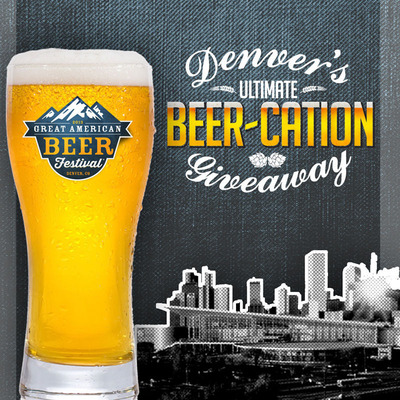 Denver's Ultimate Beer-Cation Giveaway, running on Facebook.com/VISITDENVER through September 2, will bring one winner and a friend to The Mile High City for a truly brew-tastic weekend.  (PRNewsFoto/VISIT DENVER, The Convention & Visitors Bureau)
