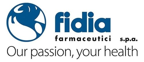Fidia Farmaceutici Logo (PRNewsFoto/Fidia farmaceutici S.p.A.) (PRNewsFoto/Fidia farmaceutici S.p.A.)