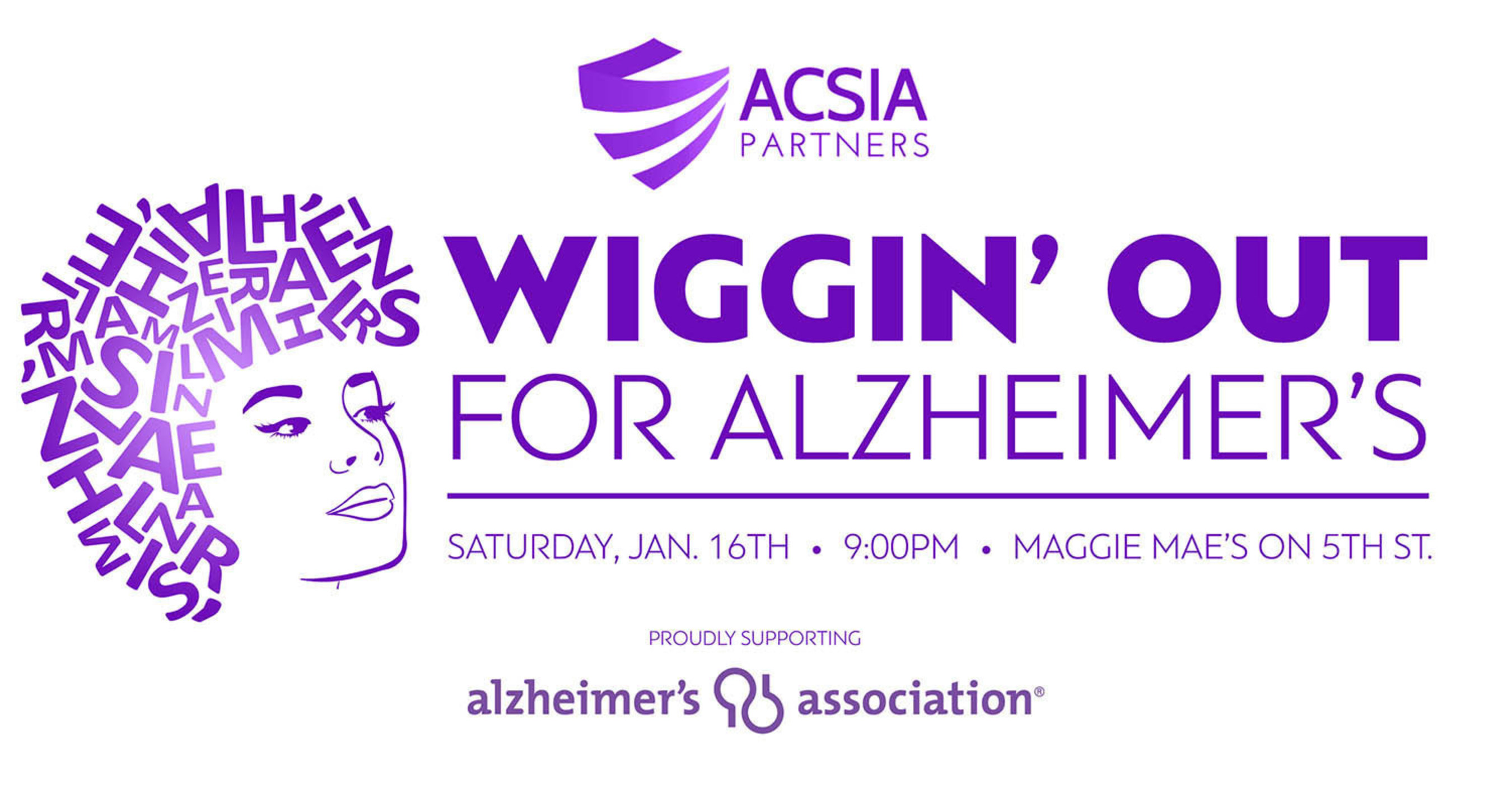 Long-Term Care Insurance Leader ACSIA Partners Targets Alzheimer's, an Illness That Affects