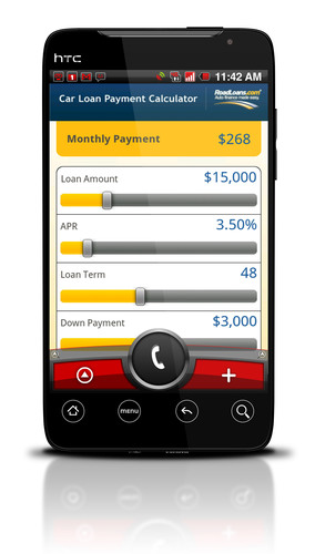 RoadLoans.com® Adds Mobile Loan Application for Android™ Smartphones