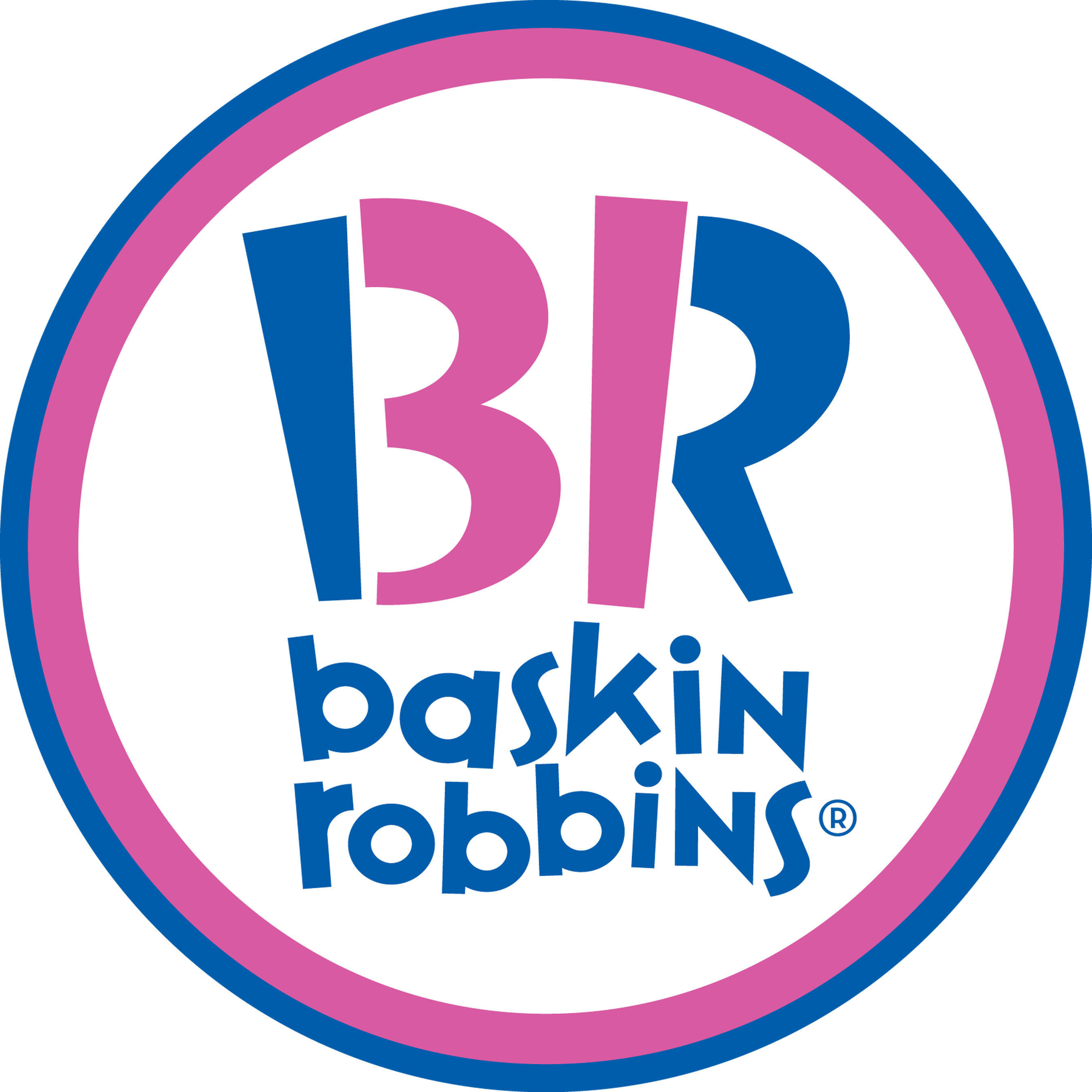 Baskin-Robbins Logo.