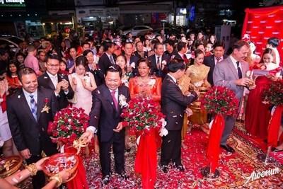 Cambodia Grand Opening