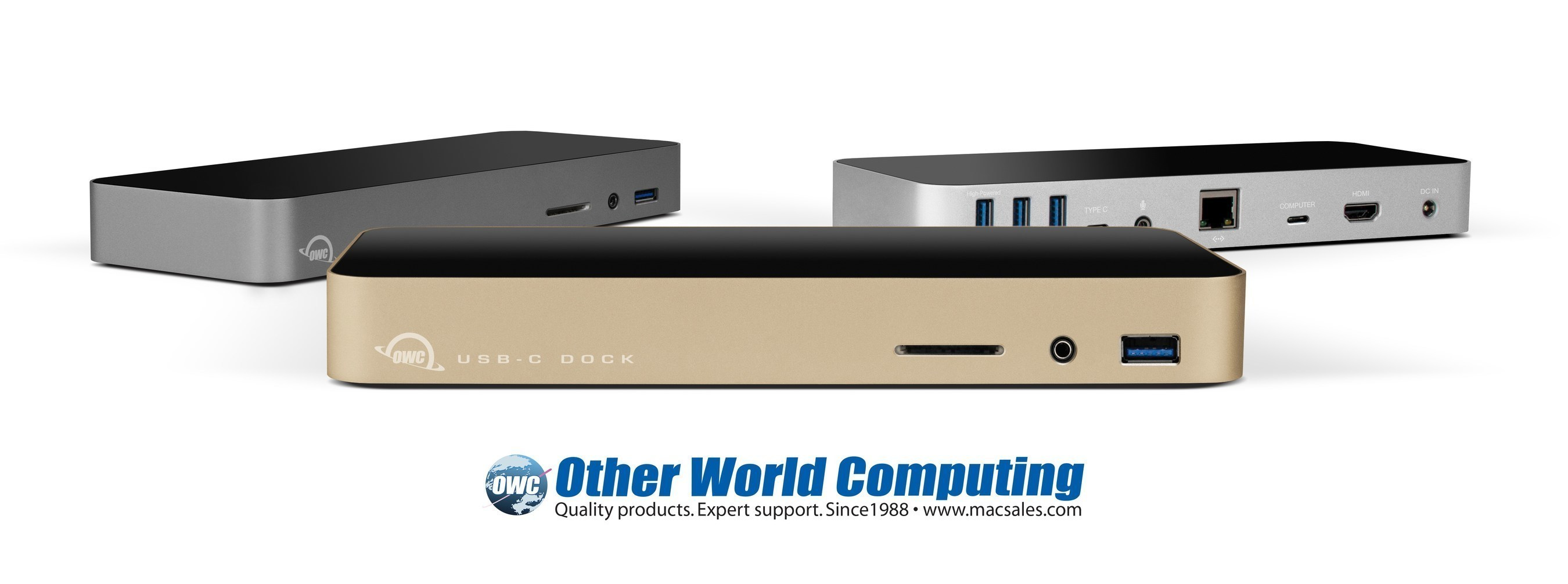 Other World Computing Announces New USB-C Dock, Available for Pre-order