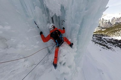 Mammut #PROJECT360 - Now Featuring Five Spectacular Climbs