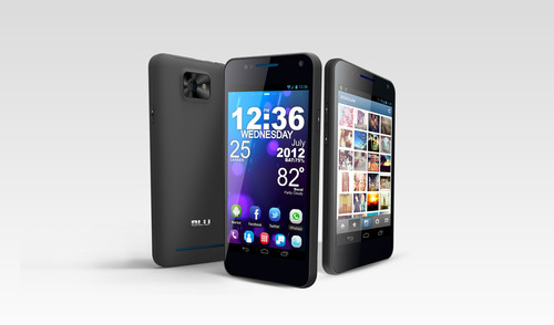 BLU Products announces the VIVO 4.3 - World's First Dual SIM smartphone device to feature Super