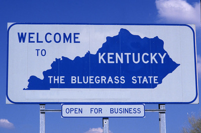 Kentucky.  (PRNewsFoto/InternetReputation.com)