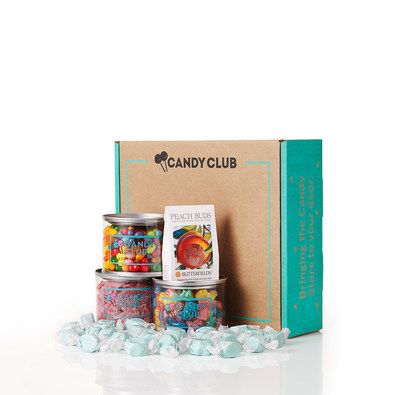 Candy Club - The Nation's Premier Candy of the Month Club