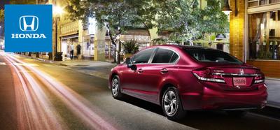 Shop Honda's Certified Used Cars program at Cale Yarborough Honda. (PRNewsFoto/Cale Yarborough Honda)
