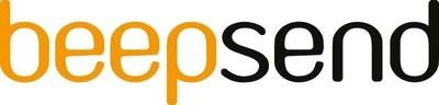 Beepsend AB Logo (PRNewsFoto/Beepsend AB)