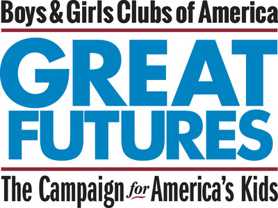 Boys & Girls Clubs of America Launches Great Futures Campaign to Address Crisis Facing Kids (PRNewsFoto/Boys & Girls Clubs of America)