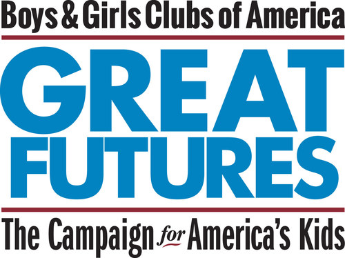 Boys & Girls Clubs of America Launches Great Futures Campaign to Address Crisis Facing Kids (PRNewsFoto/Boys & ...