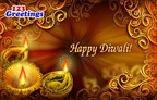 123Greetings' Diwali Ecards Brighten The Festivity, Just Before The Horror Of Halloween Creeps In