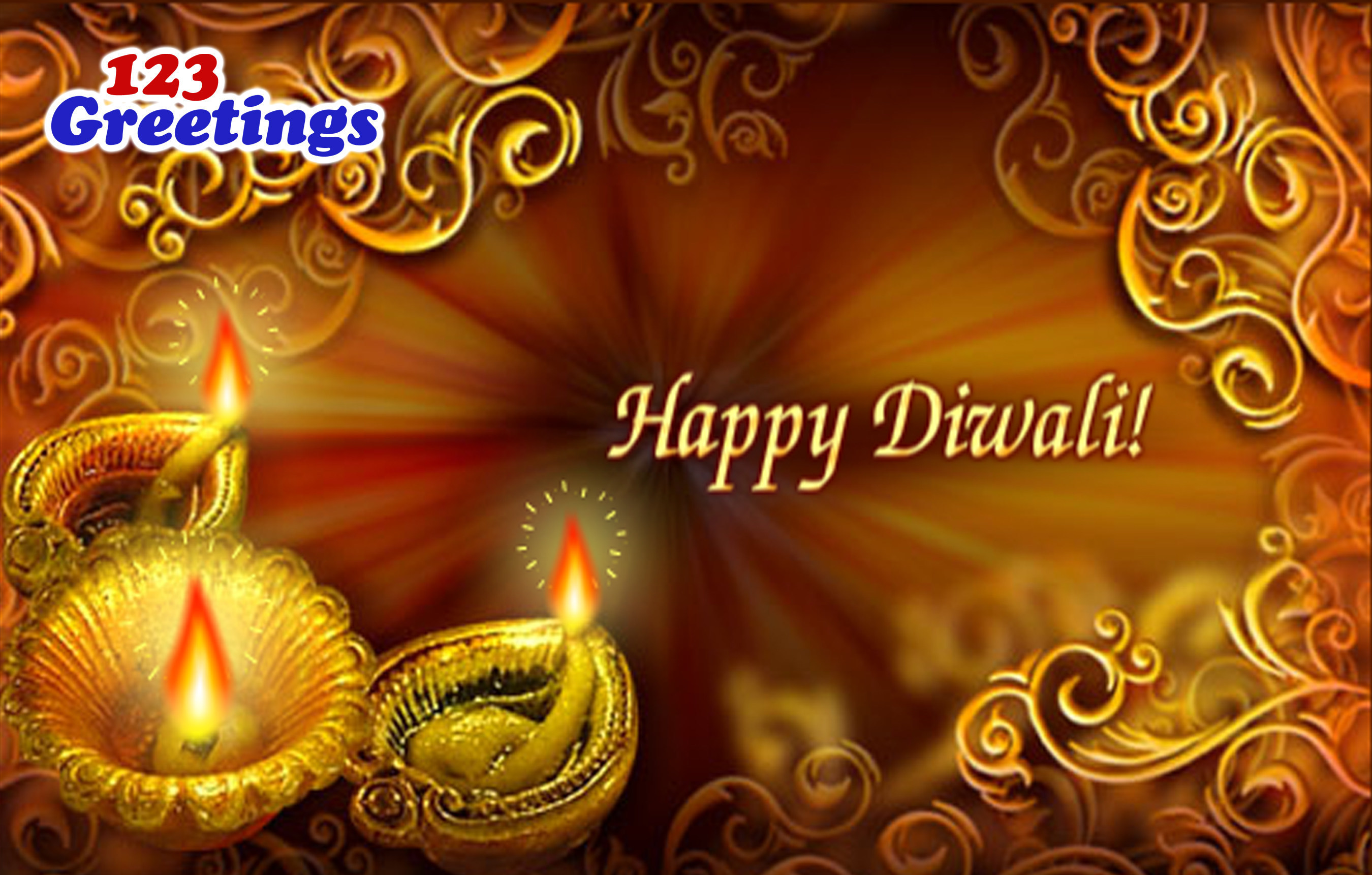 123greetings Diwali Ecards Brighten The Festivity Just Before The