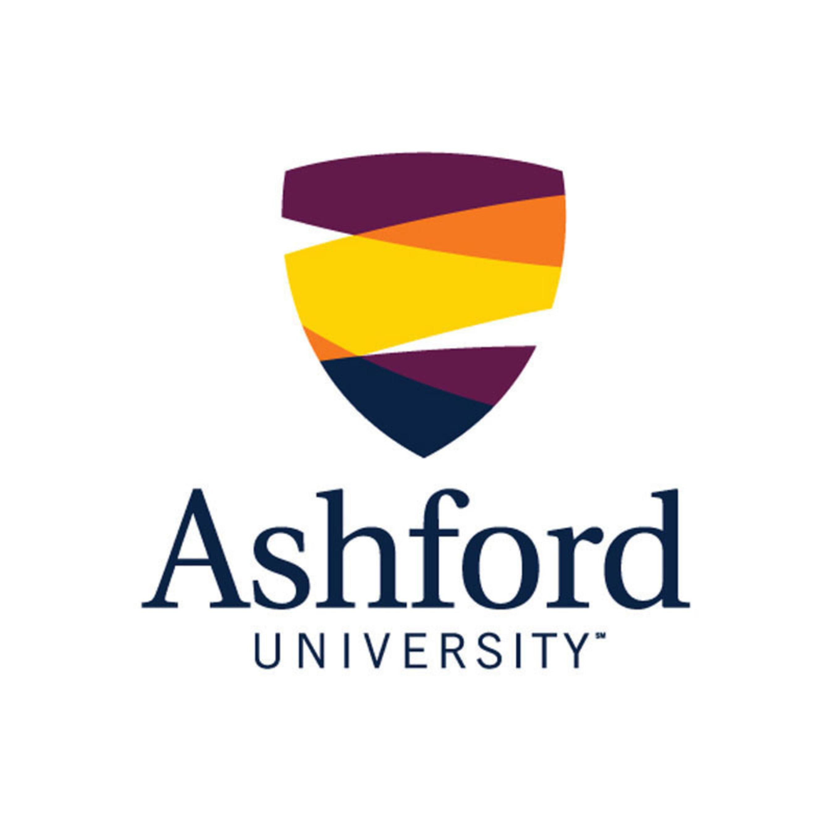 Ashford University Logo.