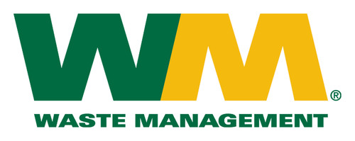 Waste Management logo. (PRNewsFoto/WASTE MANAGEMENT)
