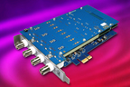 Cost-effective Data Acquisition with Elsys' New High Resolution PCIe Cards  (PRNewsFoto/Elsys Instruments)