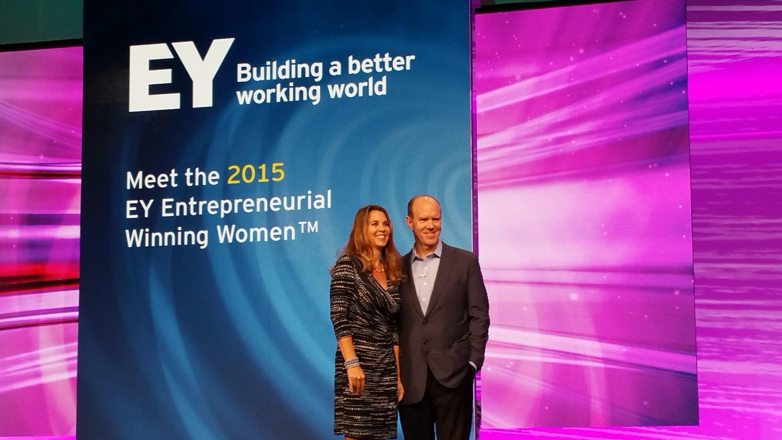 Michelle Vondrasek of Von Technologies, LLC Named One of North America's Top Women Entrepreneurs by EY
