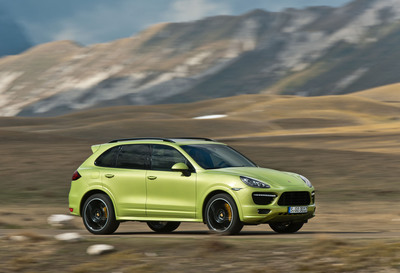 2013 Porsche Cayenne GTS.  (PRNewsFoto/Porsche Cars North America, Inc.)