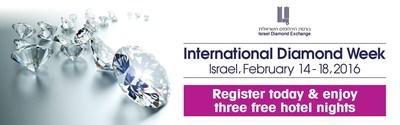 https://www.en.isde.co.il/form.aspx?id=29286 (PRNewsFoto/The Israel Diamond Exchange) (PRNewsFoto/The Israel Diamond Exchange)