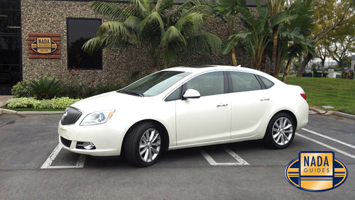 NADAguides.com Names the 2012 Buick Verano Featured Vehicle of the Month for May