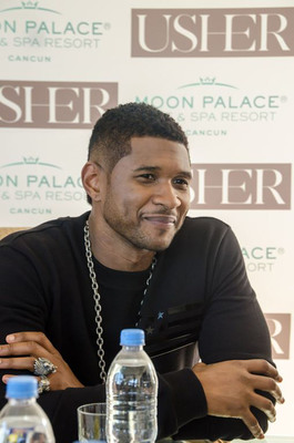 Superstar Usher Rocks Moon Palace Golf & Spa Resort