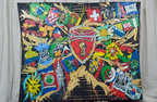Budweiser Commissions One-Of-A-Kind Piece Of Art To Commemorate 2014 FIFA World Cup Brazil™ Final Draw