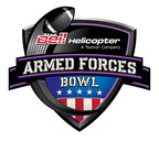Bell Helicopter Armed Forces Bowl logo.  (PRNewsFoto/Murphy-Goode Winery)