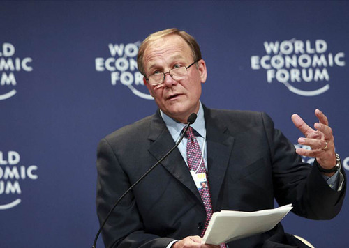 Jeff Joerres, chairman and CEO, will lead ManpowerGroup's delegation at the World Economic Forum Annual Meeting in Davos, Switzerland. (PRNewsFoto/ManpowerGroup) (PRNewsFoto/MANPOWERGROUP)